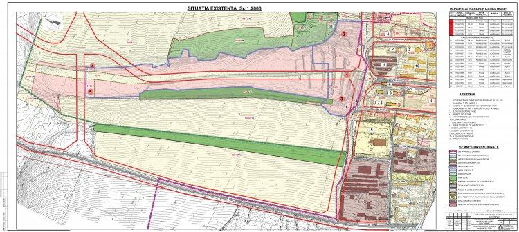 ANUNȚ  privind consultarea publică a PUZ-ului  privind construcția cartierului Cluj în mun. Chișinău.