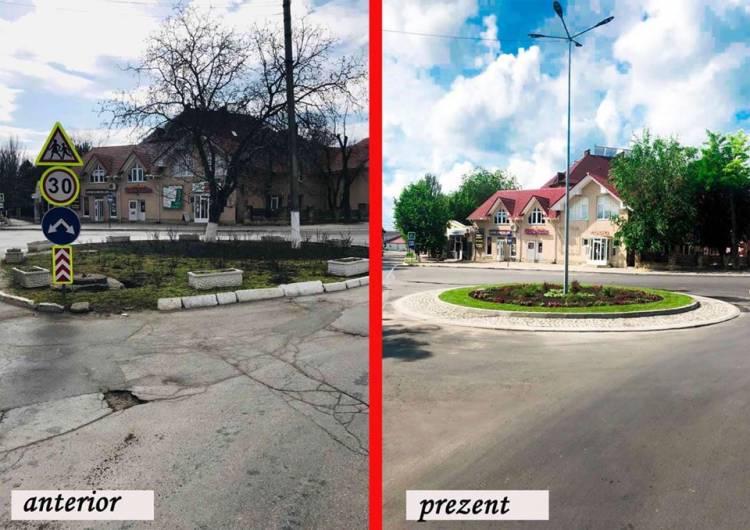 Încă un pas spre o localitate modernă!