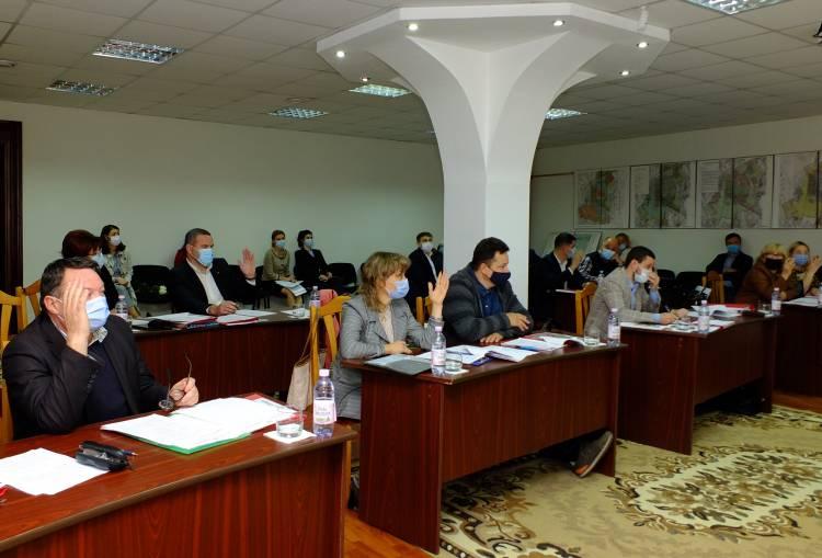 Deciziile Consiliului comunei Stăuceni din 26.10.2020.