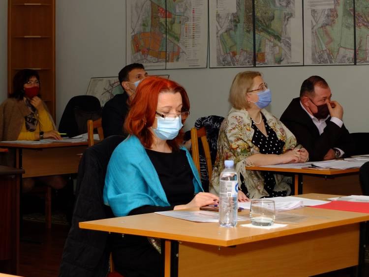 Ședința Consiliului comunei Stăuceni din 27 noiembrie 2020