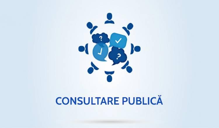 Consultări publice privind operarea unor modificări la taxele locale pentru 2021